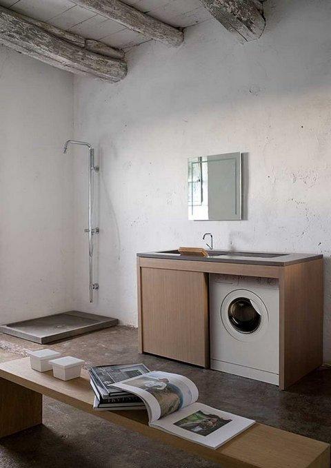 Forum anche io bagno elegante for Arredo bagno con lavatrice